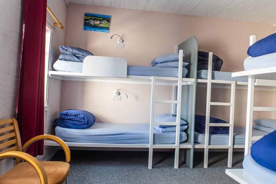 Lochside Hostel Bedroom