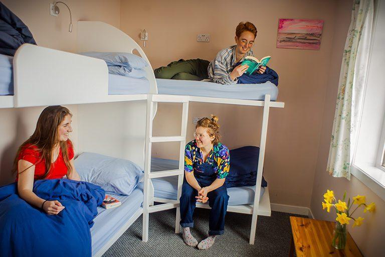 Lochside Hostel Room